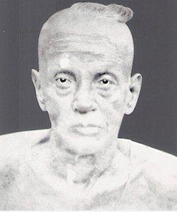 Brahmasree Itoozhi Vaidyar Krishnan Namboothiri